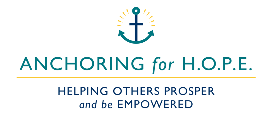 Anchoring for hope